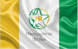 BANDEIRA MENSAGEIRAS DO REI