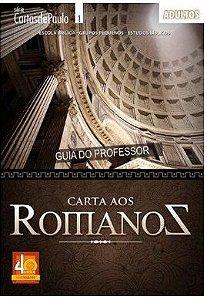 CARTA AOS ROMANOS PROFESSOR ADULTOS ECE