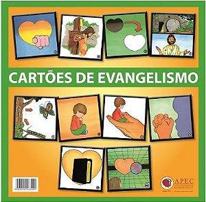 CARTÕES DE EVANGELISMO GRANDE APEC