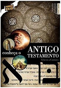 CONHEÇA O ANTIGO TESTAMENTO ALUNO PANORAMA BÍBLICO VOL 1 ECE