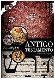 CONHEÇA O ANTIGO TESTAMENTO ALUNO PANORAMA BÍBLICO VOL 2 ECE