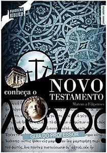 CONHEÇA O NOVO TESTAMENTO PROFESSOR PANORAMA BÍBLICO VOL 1 ECE