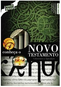 CONHEÇA O NOVO TESTAMENTO ALUNO PANORAMA BÍBLICO VOL 2 ECE
