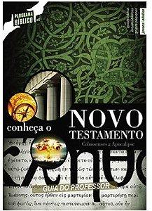 CONHEÇA O NOVO TESTAMENTO PROFESSOR PANORAMA BÍBLICO VOL 2 ECE