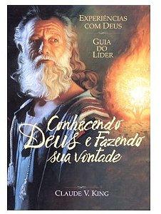 CONHECENDO DEUS E FAZENDO SUA VONTADE LÍDER LIFEWAY