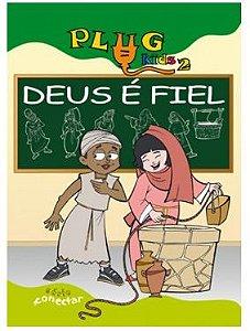 DEUS É FIEL ALUNO PLUG KIDS VOL 2 ECE