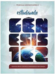 ESTUDANDO GÊNESIS 1 E 2 PESQUISAS BÍBLICO TEOLÓGICAS PARA CRIANÇAS