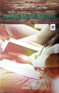 ESTUDOS BÍBLICOS INDUTIVOS EVANGELHO DE JOÃO 2