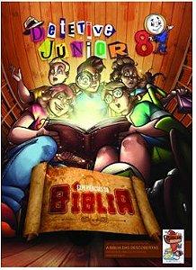 EXPERIÊNCIAS DA BÍBLIA DETETIVE JR ALUNO VOL 8 ECE