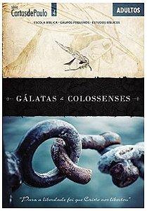 GÁLATAS E COLOSSENSES ALUNO ADULTOS ECE