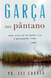 GARÇA NO PÂNTANO