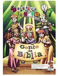 GENTE DA BÍBLIA ALUNO DETETIVE JR VOL 7 ECE