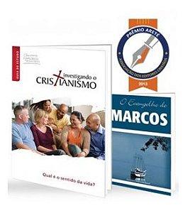 INVESTIGANDO O CRISTIANISMO GUIA DE ESTUDO ALUNO EVANGELISMO DISCIPULADO ECE