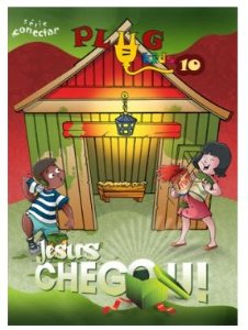 JESUS CHEGOU! ALUNO PLUG KIDS VOL 10 ECE