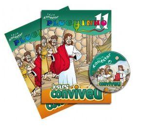 JESUS CONVIVEU! KIT PROFESSOR PLUGUINHO VOL 11 ECE
