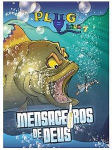 MENSAGEIROS DE DEUS ALUNO PLUG KIDS VOL 7 ECE
