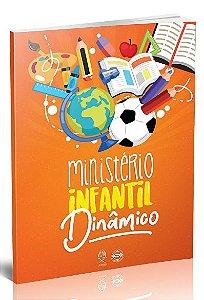 MINISTÉRIO INFANTIL DINÂMICO LIVRO UFMBB