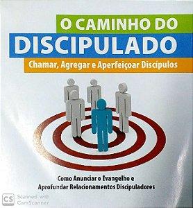 O CAMINHO DO DISCIPULADO FOLDER JMN