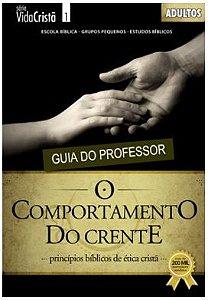 O COMPORTAMENTO DO CRENTE PROFESSOR ADULTOS ECE