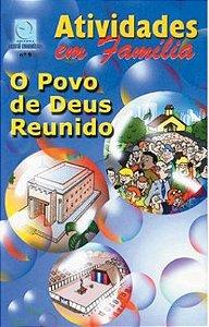O POVO DE DEUS REUNIDO ALUNO CULTO INFANTIL VOL 9 ECE