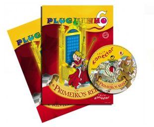 OS PRIMEIROS REIS KIT PROFESSOR PLUGUINHO VOL 6 ECE