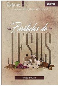 PARÁBOLAS DE JESUS PROFESSOR ADULTOS ECE