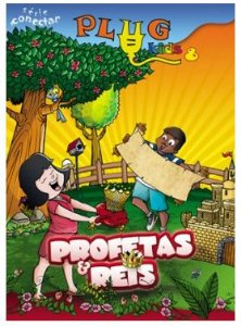 PROFETAS E REIS ALUNO PLUG KIDS VOL 8 ECE