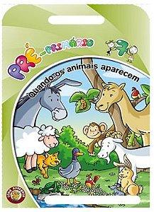 QUANDO OS ANIMAIS APARECEM ALUNO PRÉ-PRIMÁRIO VOL 7 ECE