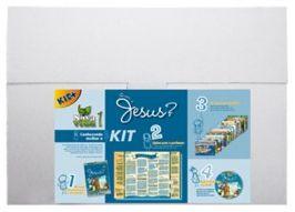 QUEM É JESUS? KIT PARA EVANGELISMO BÍBLICO INFANTIL