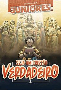 SEJA UM CRISTÃO VERDADEIRO ALUNO JUNIORES VOL 9 ECE