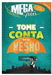 TOME CONTA DE SI MESMO PROFESSOR MEGA TEEN VOL 18 ECE