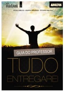 TUDO ENTREGAREI PROFESSOR ADULTOS ECE