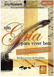 UM GUIA PARA VIVER BEM PROFESSOR ADULTOS ECE