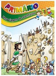 UMA VIAGEM DE AVENTURAS ALUNO PRIMÁRIO VOL 3 ECE
