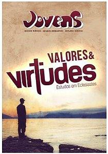 VALORES & VIRTUDES JOVENS ALUNO VOL 7 ECE