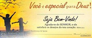 AGRADA-TE DO SENHOR CARTÃO DE VISITANTE Z3