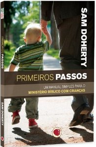 PRIMEIROS PASSOS LIVRO