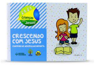 CRESCENDO COM JESUS VOL 3