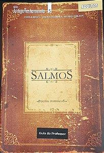 SALMOS POESIAS INSPIRADAS PROFESSOR ADULTOS ECE (PRETO E BRANCO)
