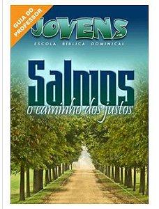 SALMOS O CAMINHO DOS JUSTOS PROFESSOR CRISTÃ EVANGÉLICA JOVENS VOL 20