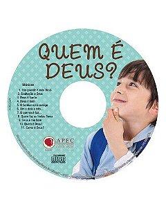 QUEM É DEUS? CD