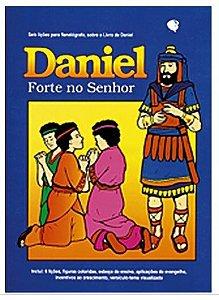 DANIEL FIGURAS PARA FLANELÓGRAFO