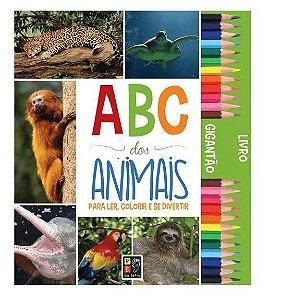 ABC DOS ANIMAIS LIVRO GIGANTÃO