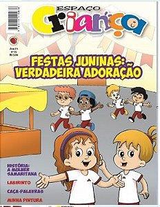 FESTAS JUNINAS VERDADEIRA ADORAÇÃO GIBI 55 APEC