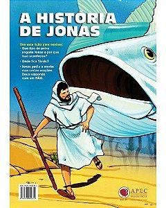 A HISTÓRIA DE JONAS HISTÓRIA APEC