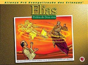 ELIAS PROFETA DO DEUS VIVO