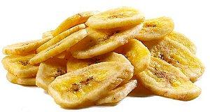 Banana Chips no Óleo de Coco 100g