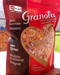 Granola Premium Sem Glúten Takinutri 500g