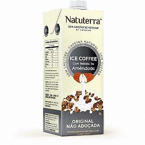 Bebida de Amêndoas Ice Coffee Não Adoçado - 1L