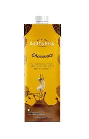 Bebida De Castanha De Chocolate 1l - A Tal Da Castanha